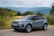 Nouveau Range Rover Evoque 2019