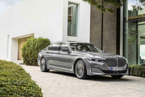 Nouvelle BMW serie 7 2019 (c) BMW