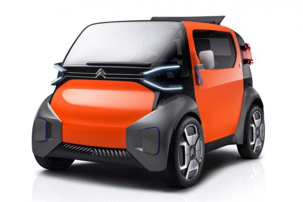Concept Citroen AMI ONE