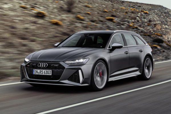 La nouvelle Audi RS 6 Avant 2020 de 600 ch arrive
