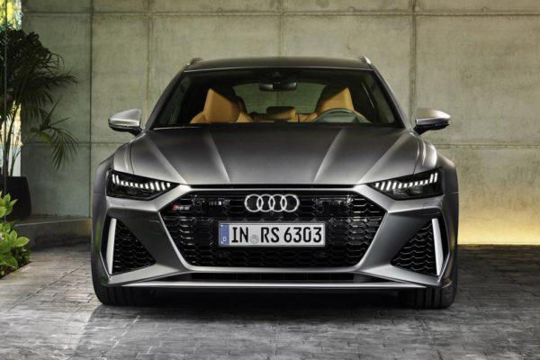 Audi RS 6 avant 2020 vue avant