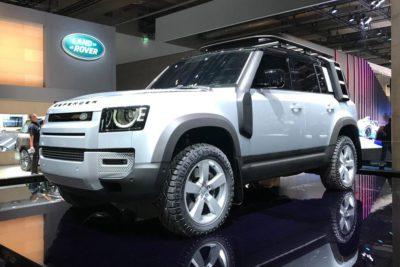 Land Rover Defender 2020 - Salon de Francfort