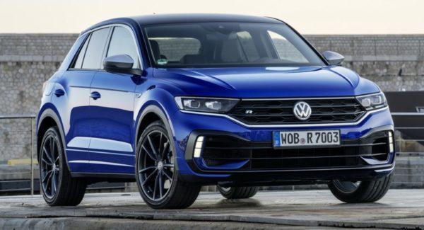 Volkswagen T-Roc R 2.0 TSI 4MOTION 300 ch DSG
