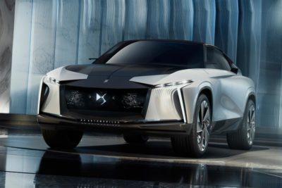 DS Aero Sport Lounge le Concept car DS dévoilé