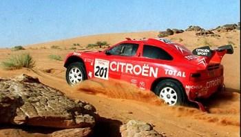 Le finlandais Ari Vatanen s'impose avec brio sur le master Rallye 1996