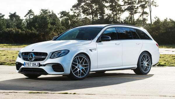 Mercedes AMG E 63 S Estate