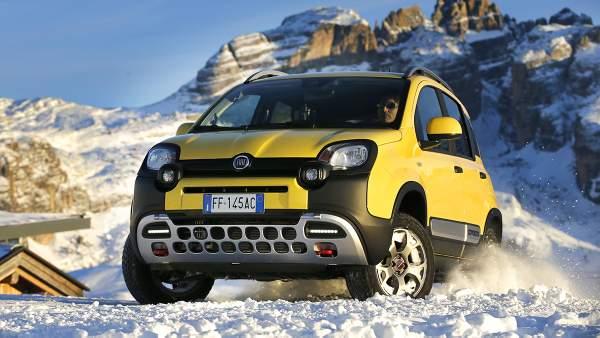 Quelles sont les meilleures voiture rapport qualité prix ? Fiat Panda 4x4
