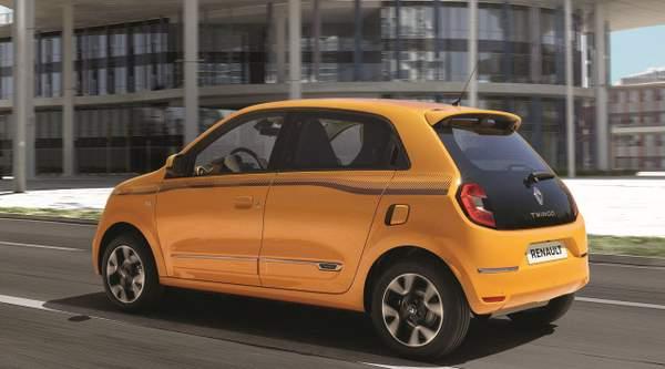 Renault Twingo Meilleur rapport qualité prix