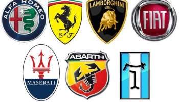Marques de voiture italienne