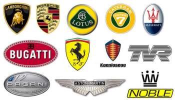 Marques de voiture de sport