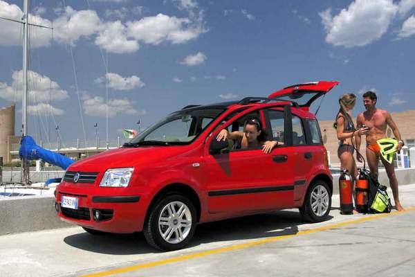 Fiat Panda 100 HP