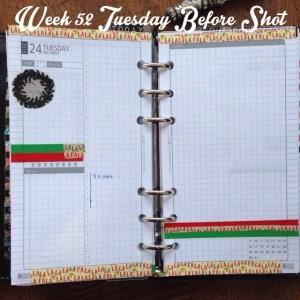 Week 52 Tuesday Before Shot