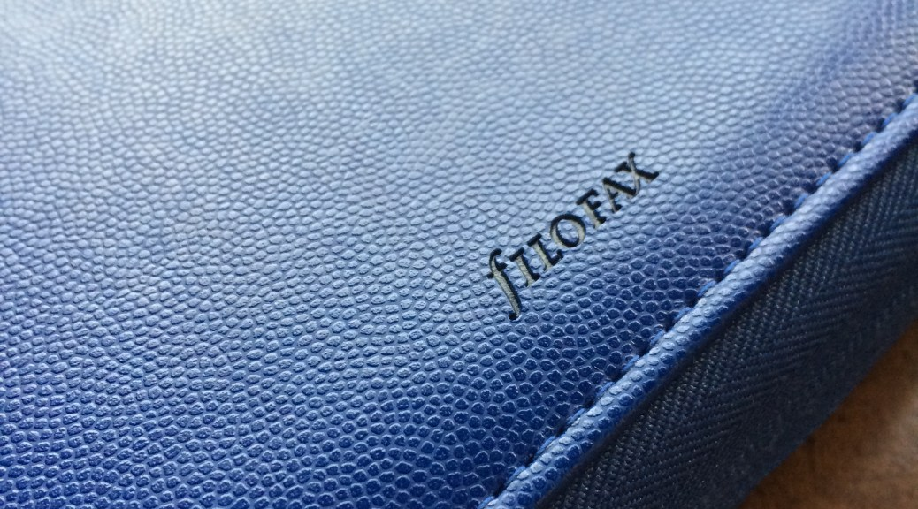Filofax Pennybridge A5 Organiser and iPad Case