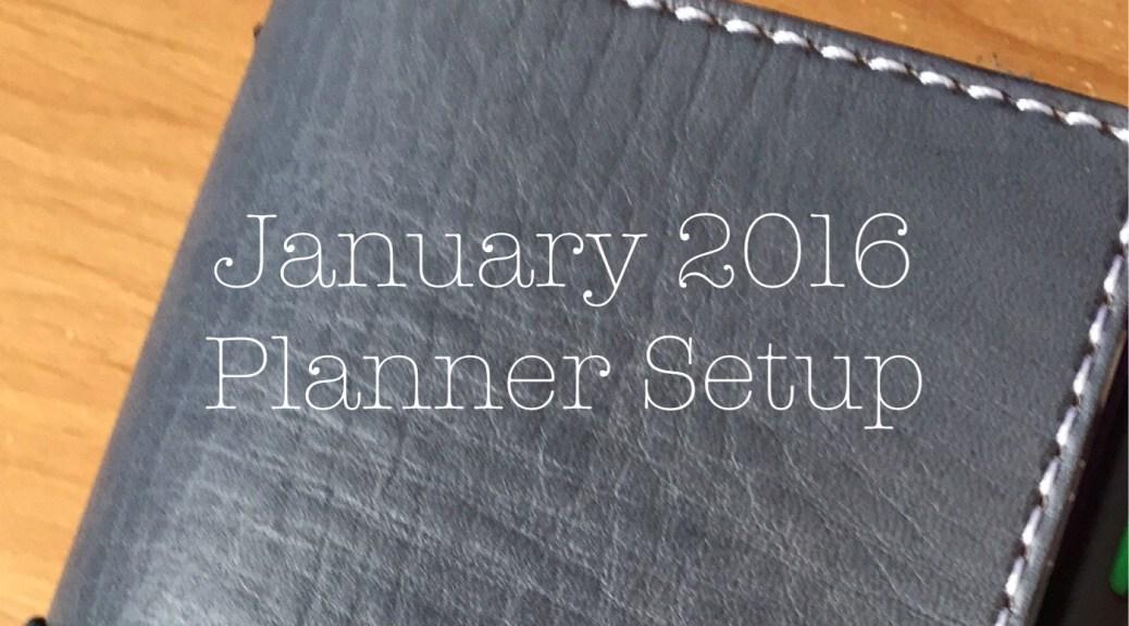 Jan 2016 Planner Setup FI