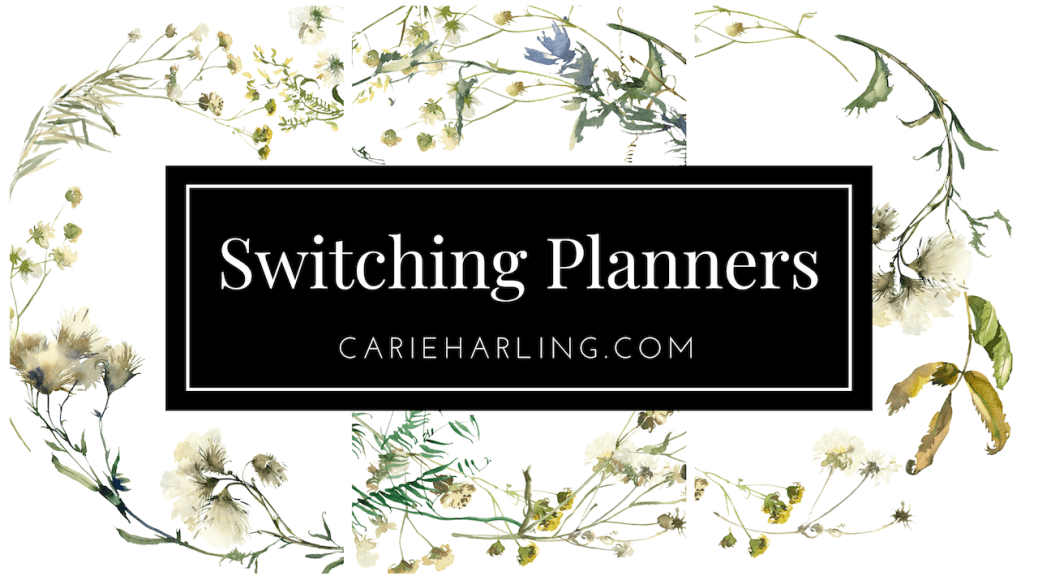 Switching Planners FI