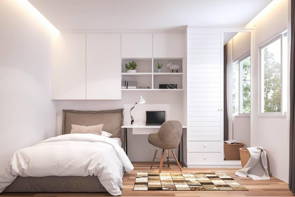 Stai pensando di arredare o ristrutturare la tua stanza? Come Arredare Una Camera Da Letto Singola Con Gusto E Stile Carillo Home