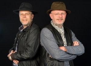 Bouedewijn Zwart en Wim Sprick - Foto René Tuinte