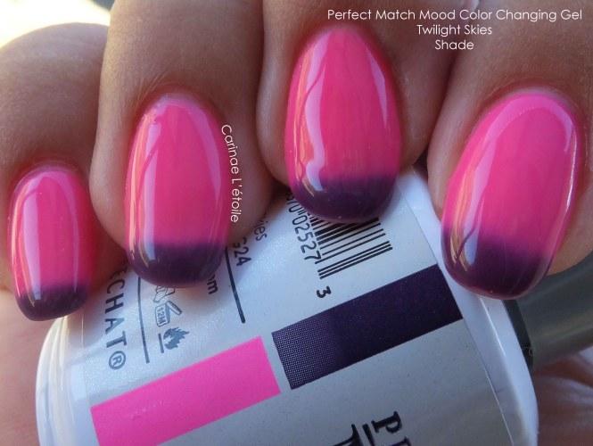 Bmc Color Changing Nail Polish