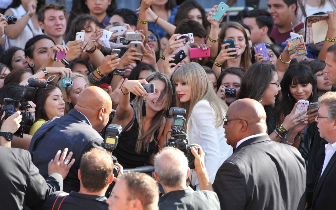 What Taylor Swift Can Teach Non-Profits About Social Media