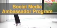Social Media Ambassador program