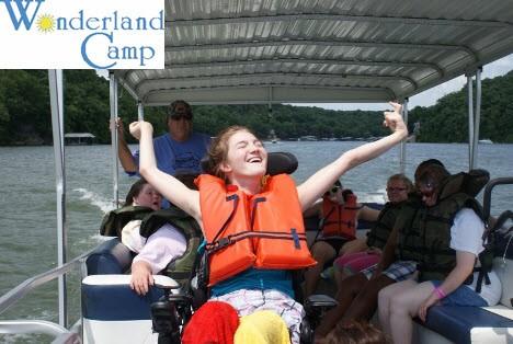 August Partner Spotlight:  Wonderland Camp