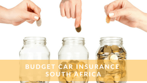 Budget Car Insurance South Africa