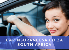 Driver South Africa Car Insurance