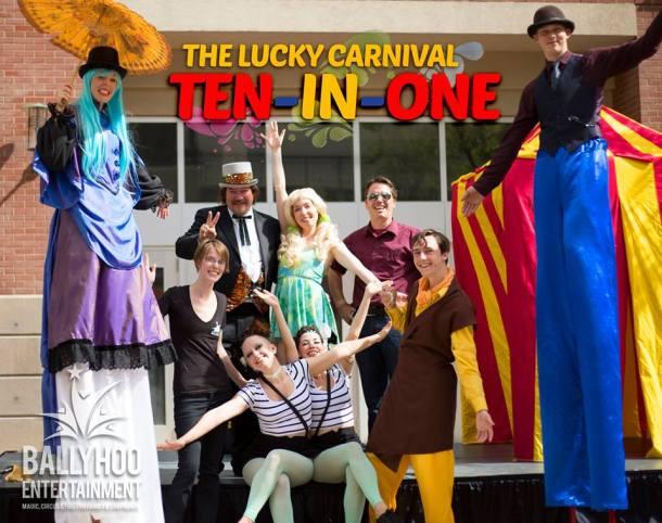 Calgary Circus Entertainment