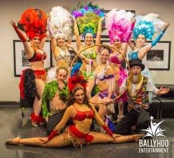 Full Show Girl Cast Edmonton