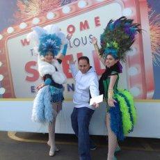 Showgirl Image posted by @Globaljesus
