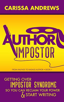 Author Imposter Book Cover
