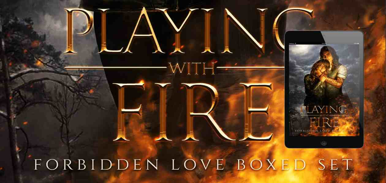 PREORDER AWAY: Get Playing with Fire with All the Goodies