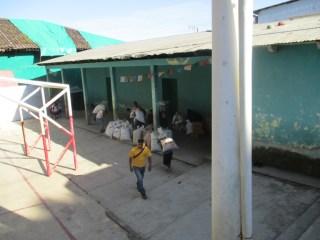 Segunda etapa: Entrega en la parroquia de Chalchihuitán