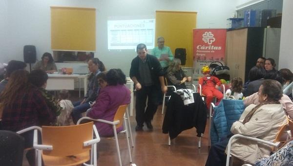 Villafría se mueve con el Carnaval