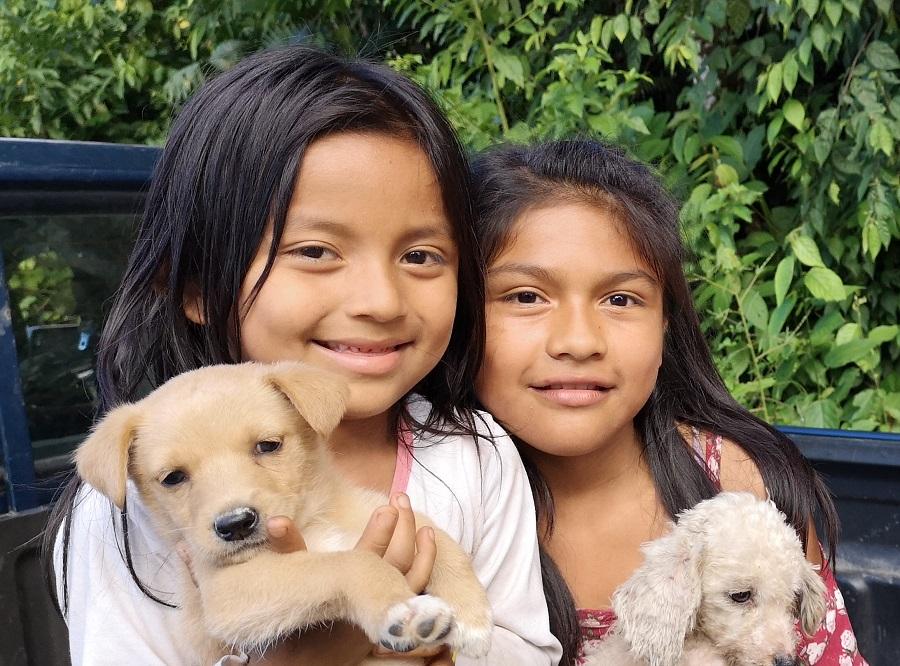 Felicitación navideña desde Perú
