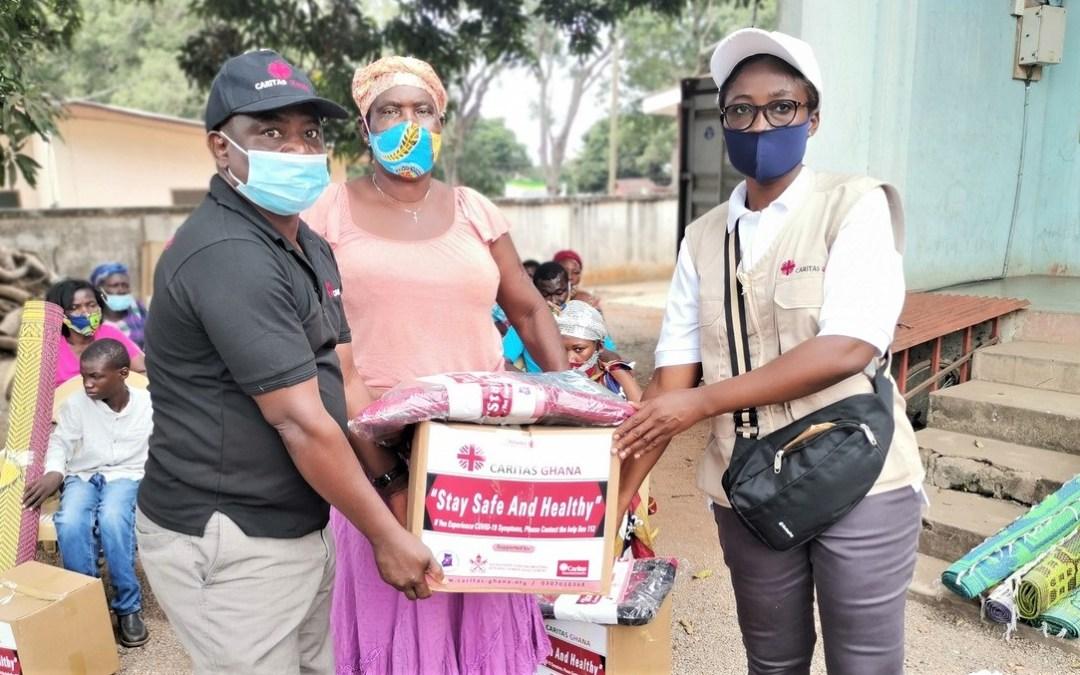 Cáritas Internationalis pide medidas urgentes para que nadie se quede atrás en el acceso a las vacunas