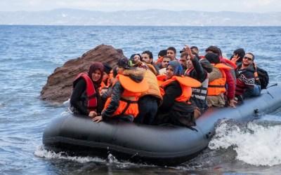 Las puertas de Europa deben permanecer abiertas para las personas que buscan protección