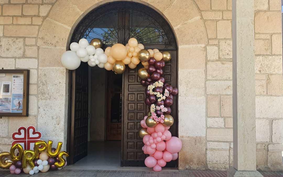 Cáritas Aranda celebra el Día de la Caridad