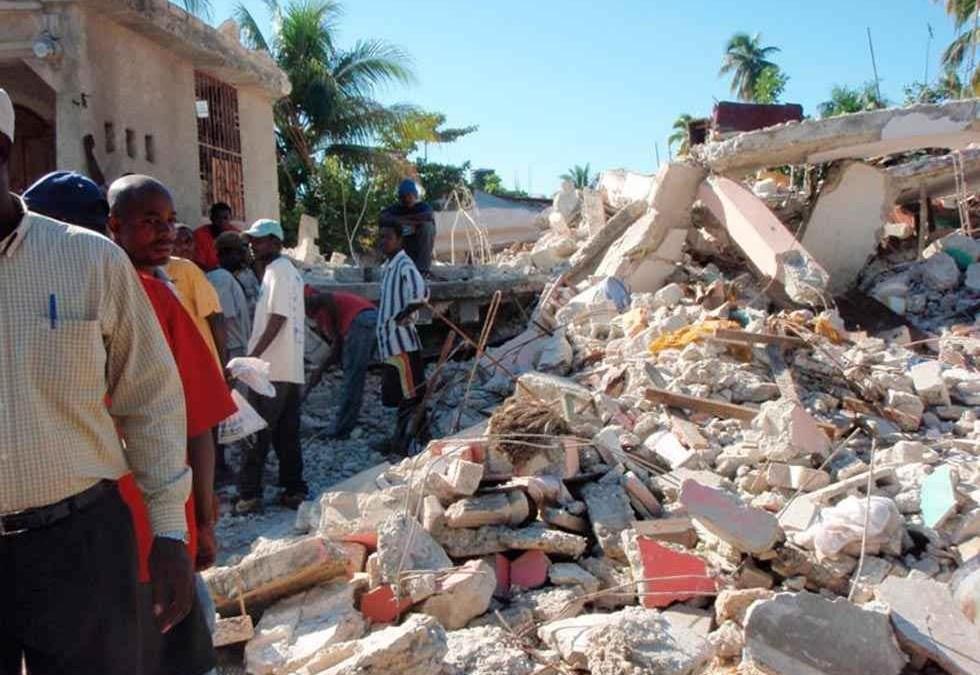 Cáritas se moviliza para prestar ayuda a las víctimas del terremoto de Haití