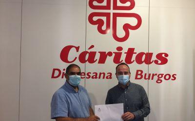 Huerta del Rey dona 4.600 euros tras su festival