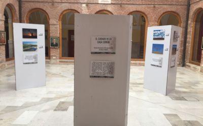 La exposición Laudato Si, en Covarrubias