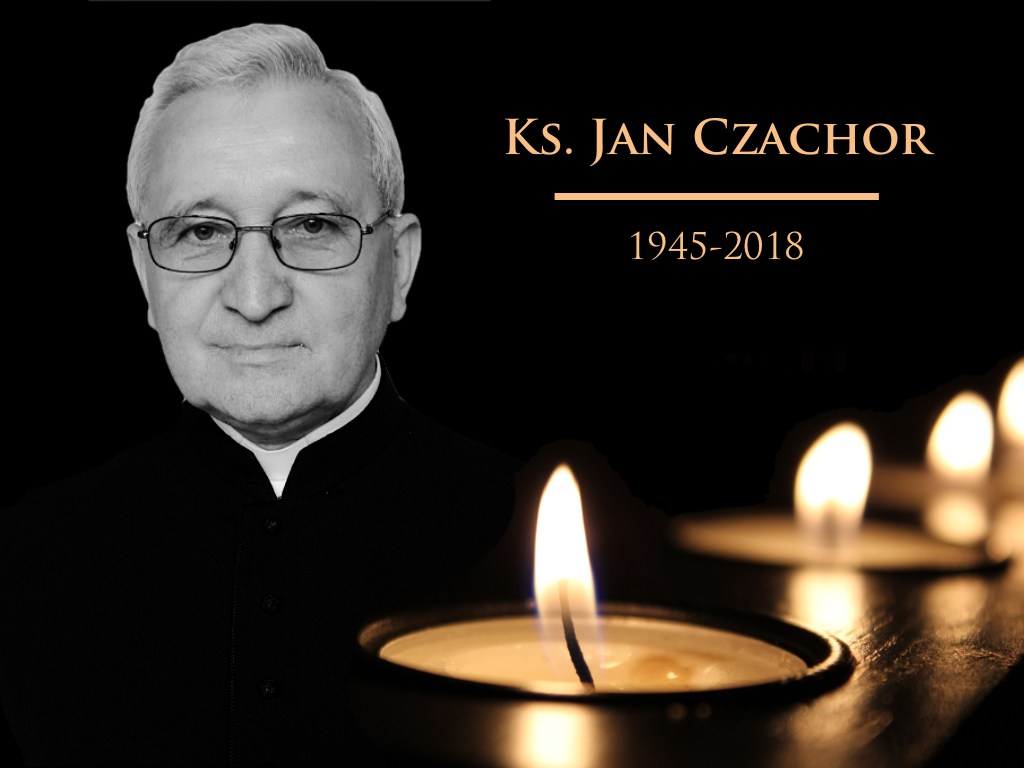 Zmarł ks. Jan Czachor