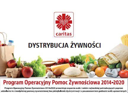 Zapraszamy parafie do udziału w programie żywnościowym