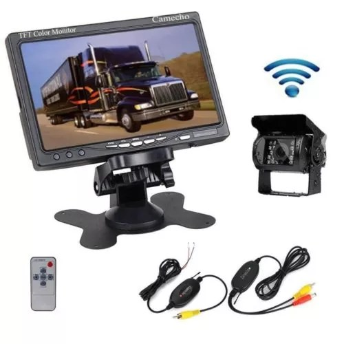 Best Backup Camera for Van