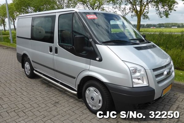 Used left hand drive ford transit vans