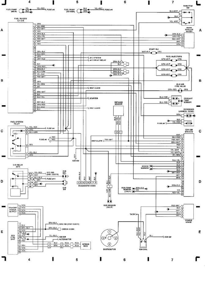 1991 volvo 240 wiring diagrams  wiring diagram series