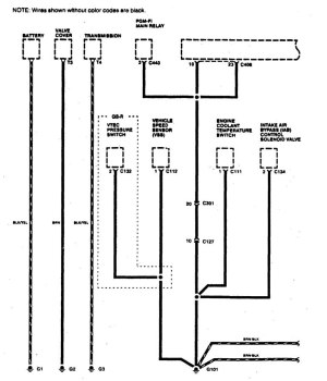 1996 Acura Integra Cooling System Diagram  Wiring Diagram