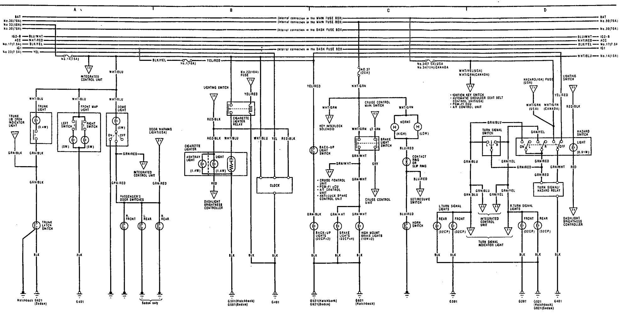 Groß 99 Malibu Rücklicht Schaltplan Galerie - Elektrische Schaltplan ...