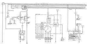 Acura Integra (1992  1993)  wiring diagrams  starting