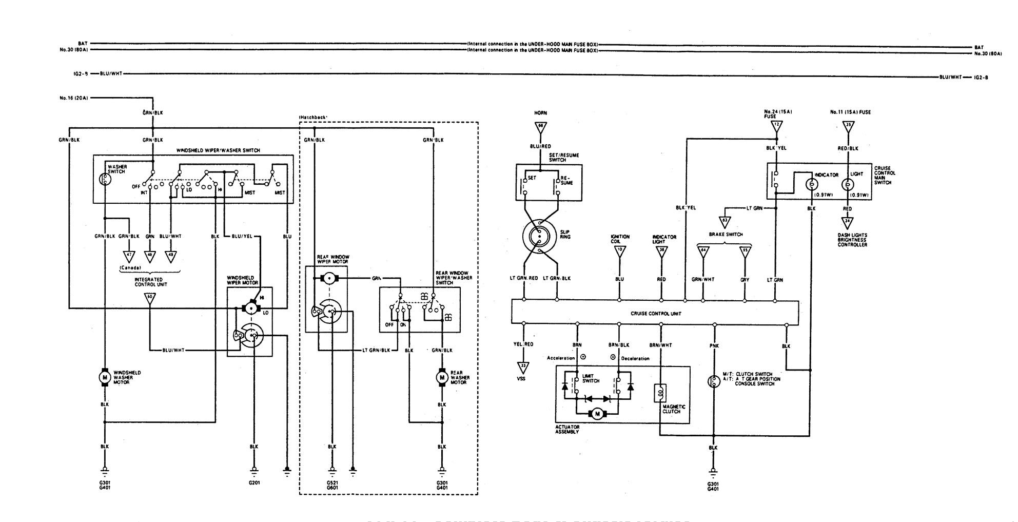 Acura Engine Schematic